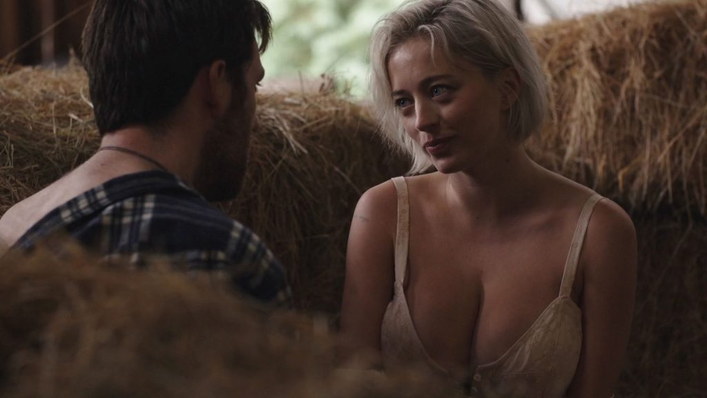 Caroline Vreeland Nude – Red Handed (13 Pics + GIF & Video)