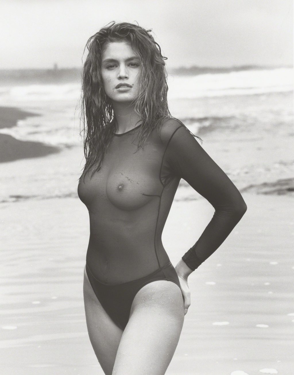 Cindy Crawford Discusses Nude Playboy Shoots, Kaia And Nepotism