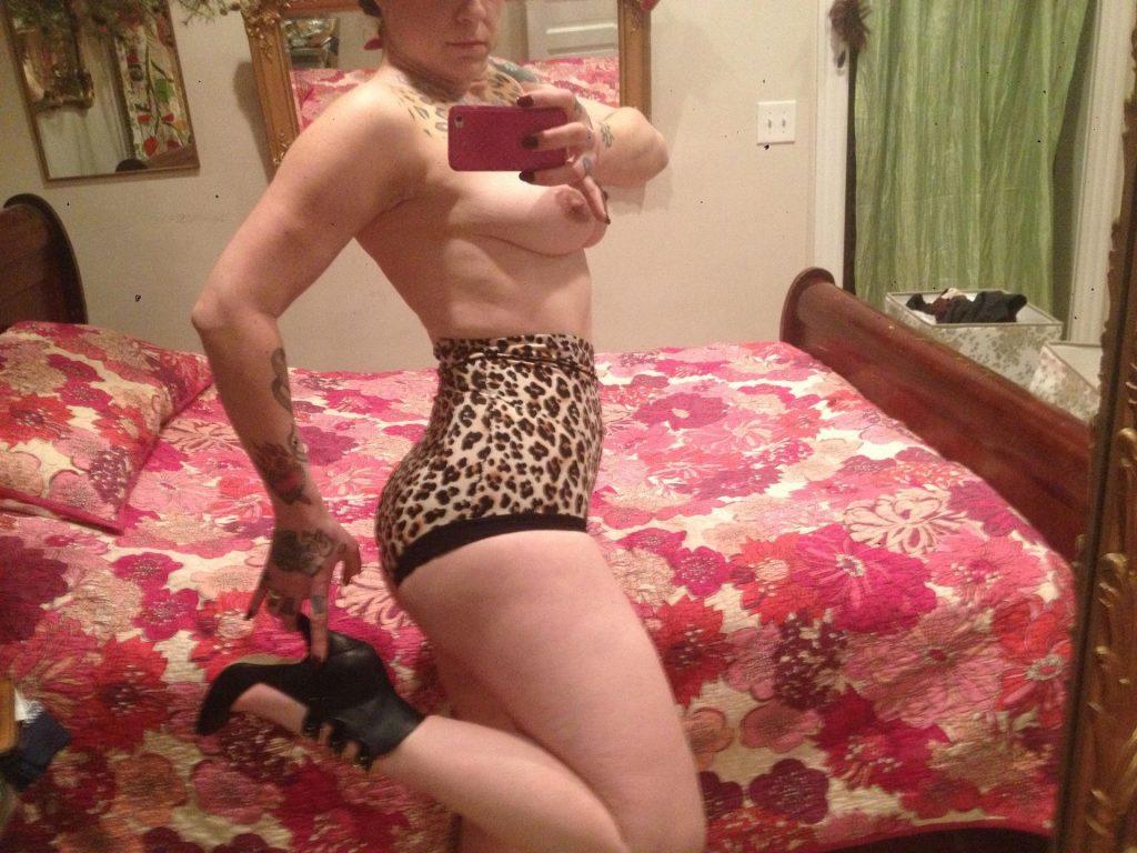 Danielle colby cushman nude