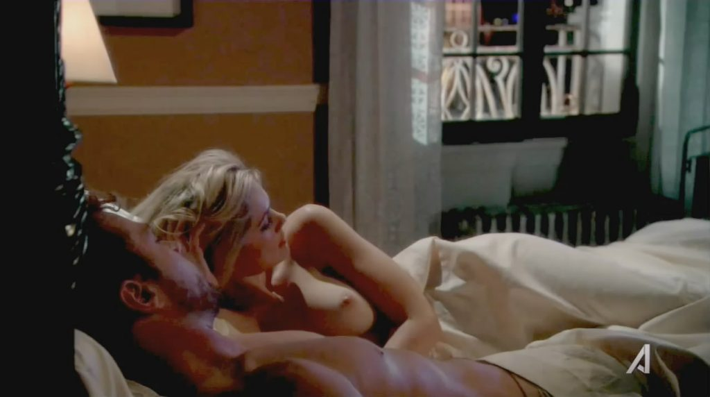 Gillian Alexy Nude – Damages (8 Pics + GIF & Video)