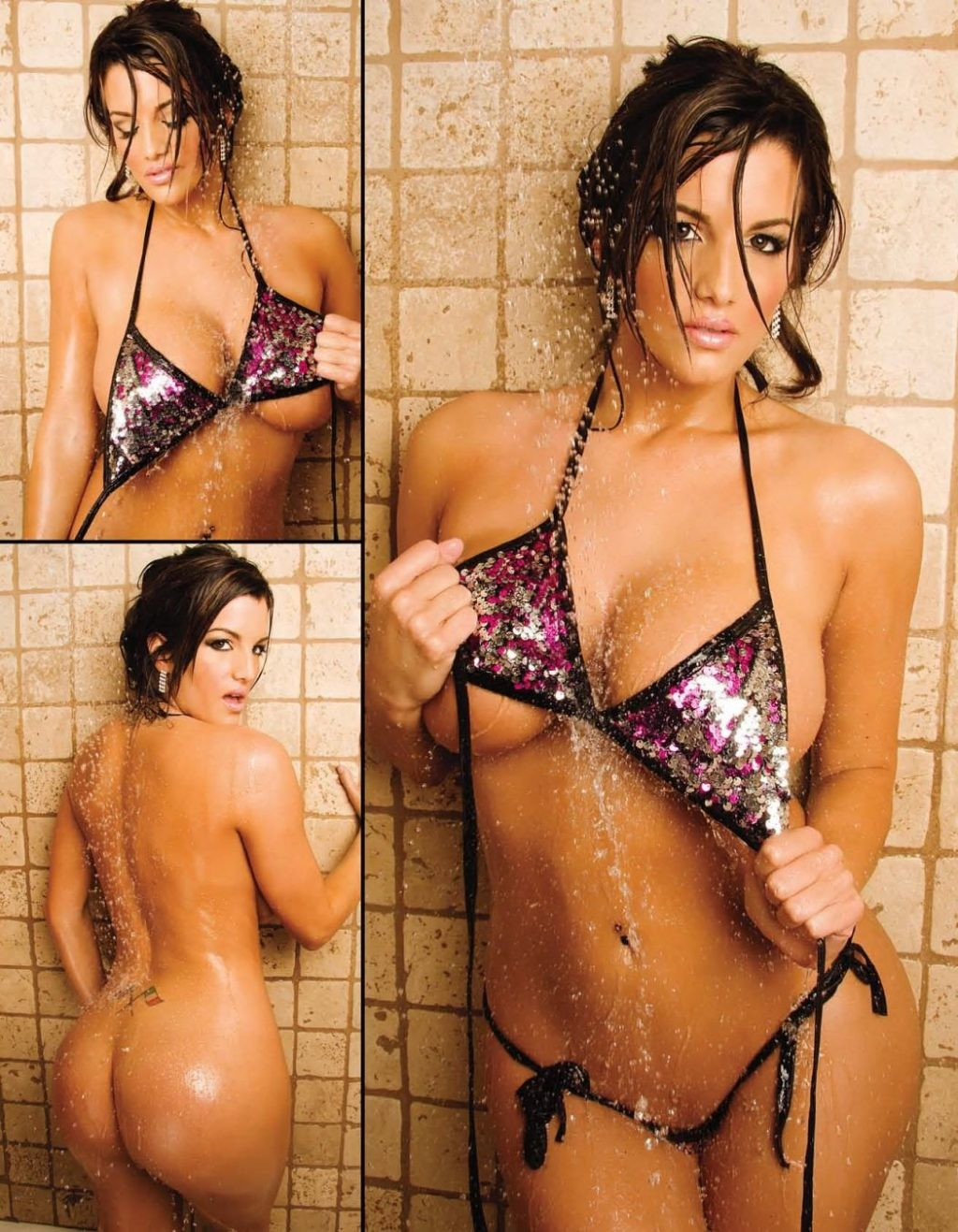 Mya Jane Nude & Sexy (5 Photos)