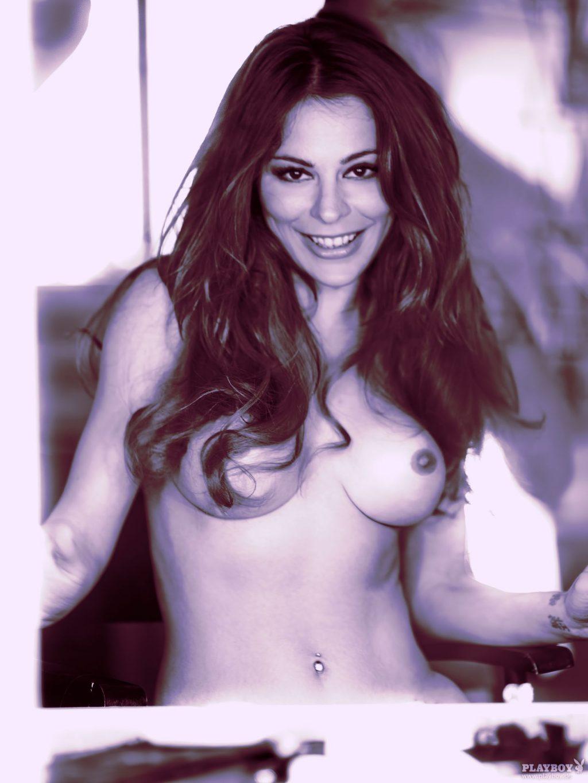 Naike Rivelli Nude (7 Photos)