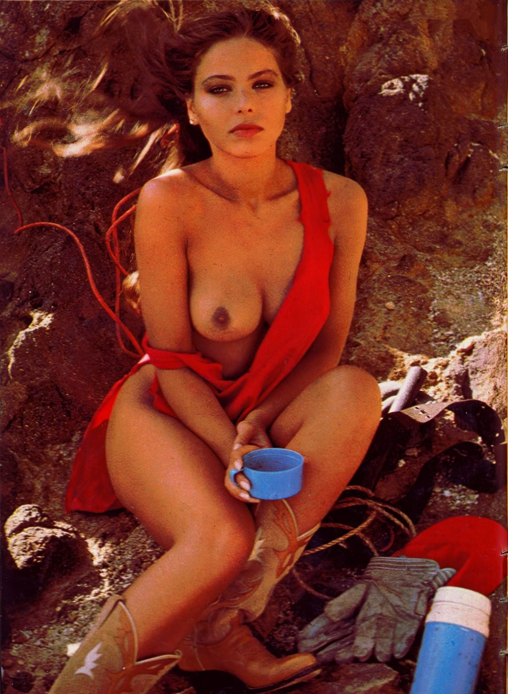 Ornella Muti Nude (8 Photos)