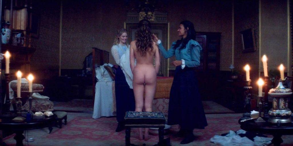 Samara Weaving, Lily Sullivan, Madeleine Madden Nude (6 Pics + GIF & Video)