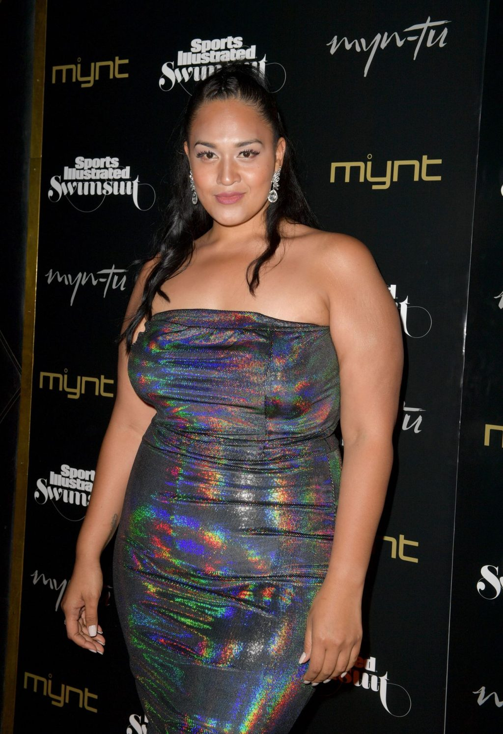 Veronica nackt Pome'e Sports Illustrated