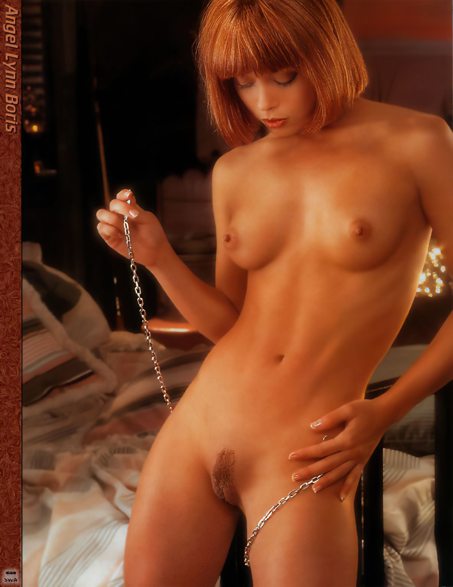 Angel Boris Nude In