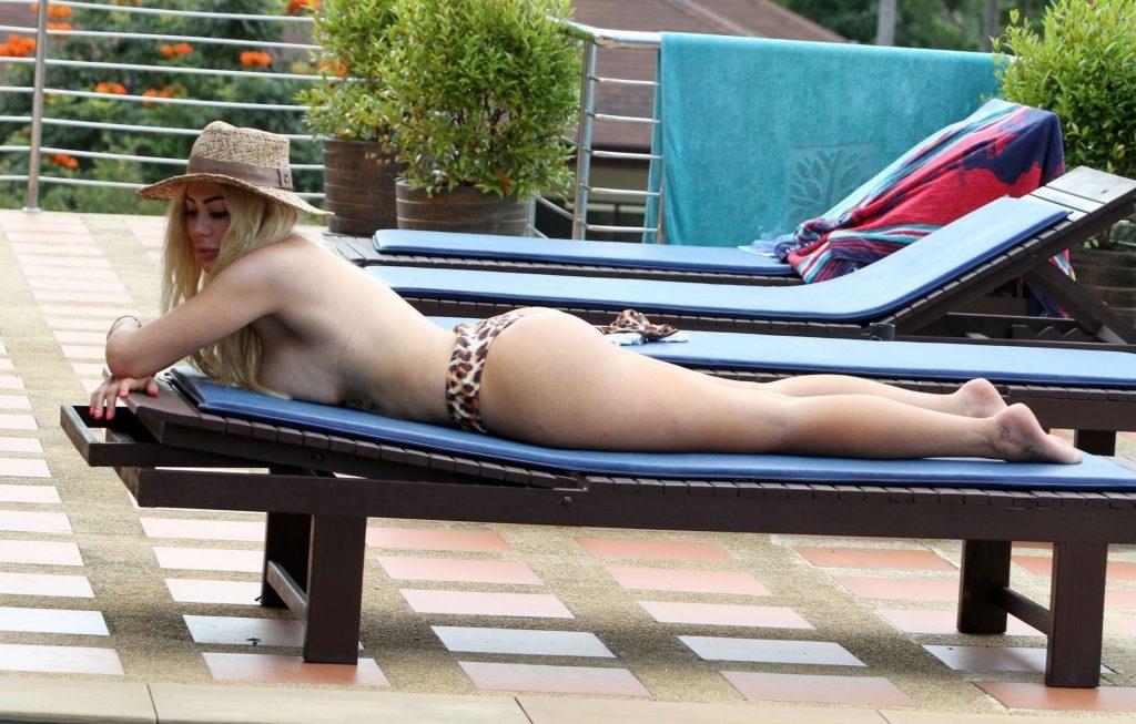 Chloe Ferry Sexy & Topless (16 Photos)
