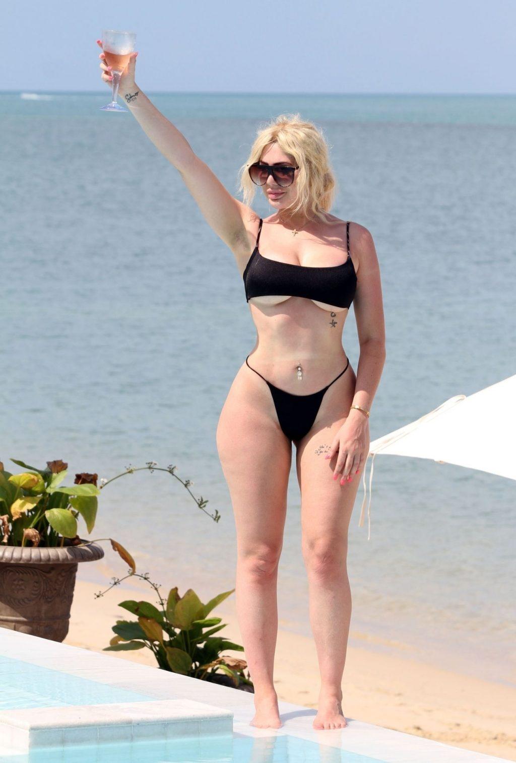 Chloe Ferry's Underboob & Butt (51 Photos)