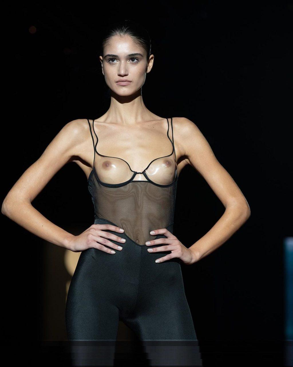 Claudia Martin  Nude