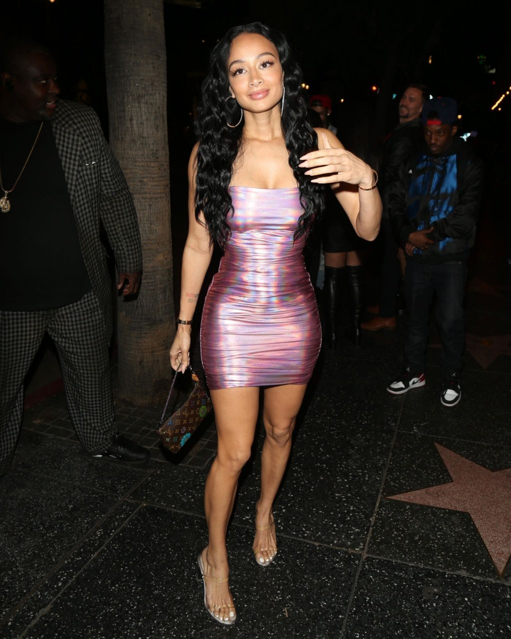 Draya Michele Looks Stunning As She Celebrates Her Birthday (66 Photos)