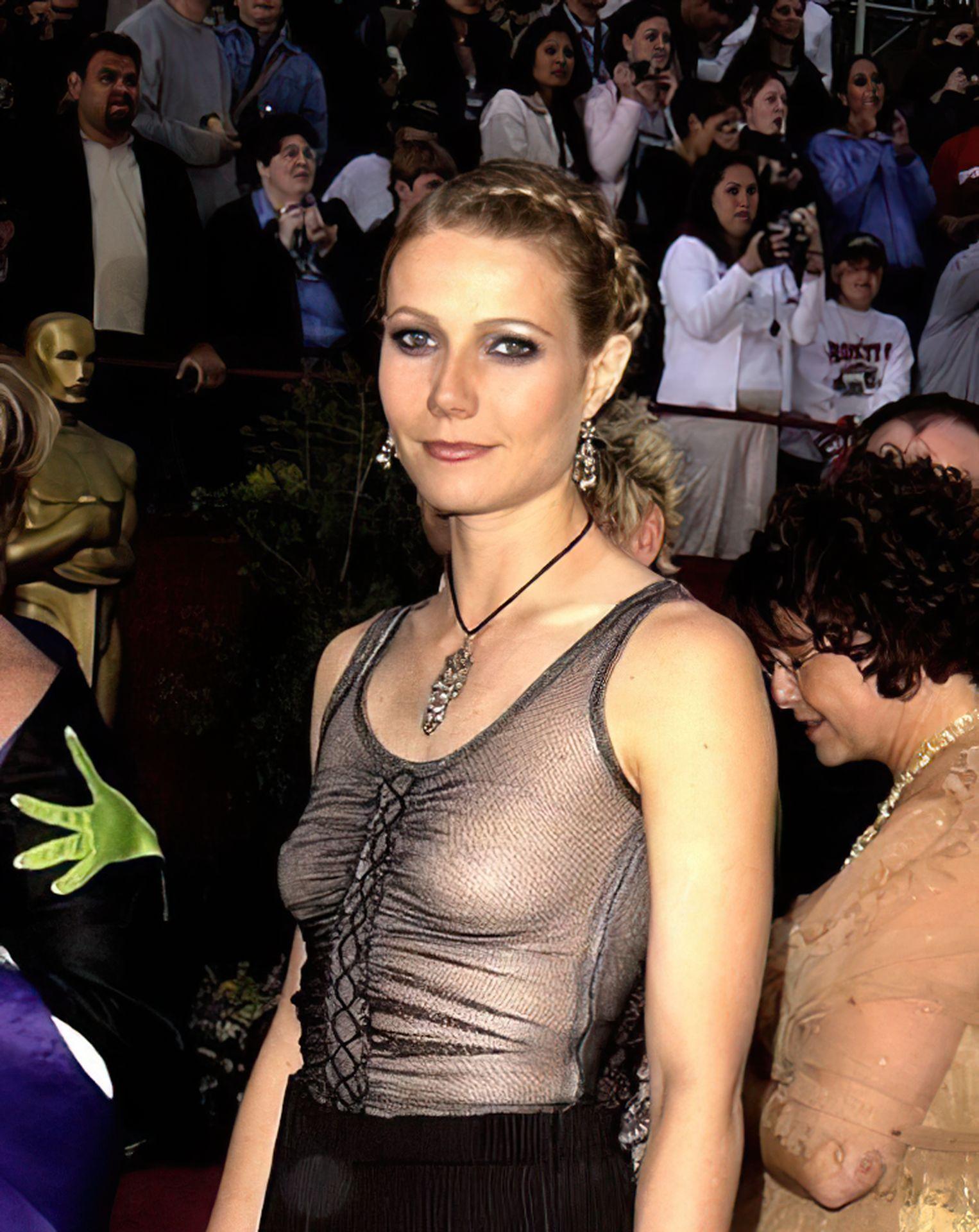 Superstar Gwyneth Paltrow Nude Photos HD
