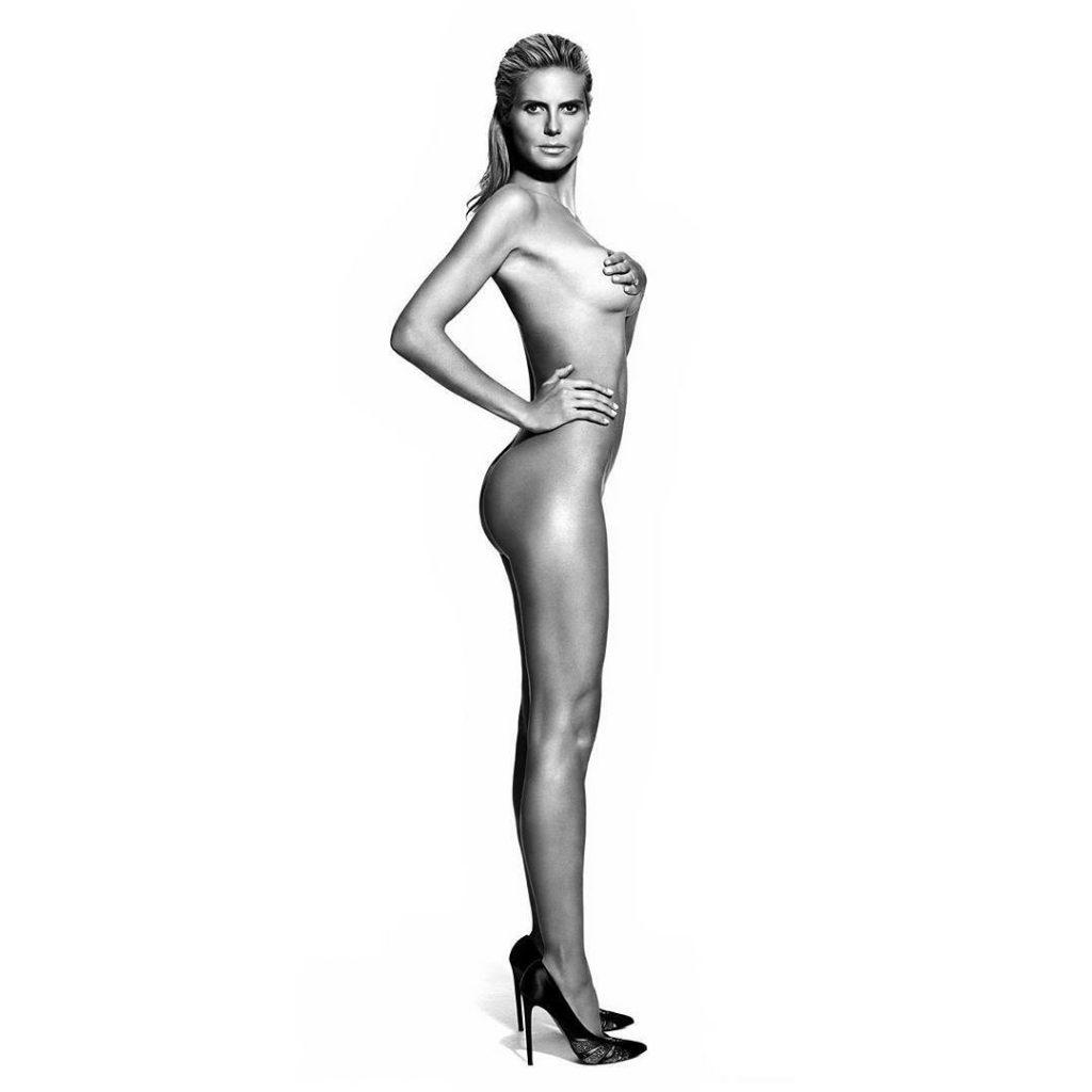 Heidi Klum Nude (1 Hot Photo)
