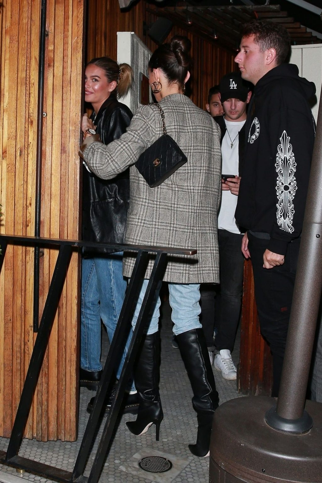 Madison Beer Turns Heads at The Nice Guy in West Hollywood (32 Photos)