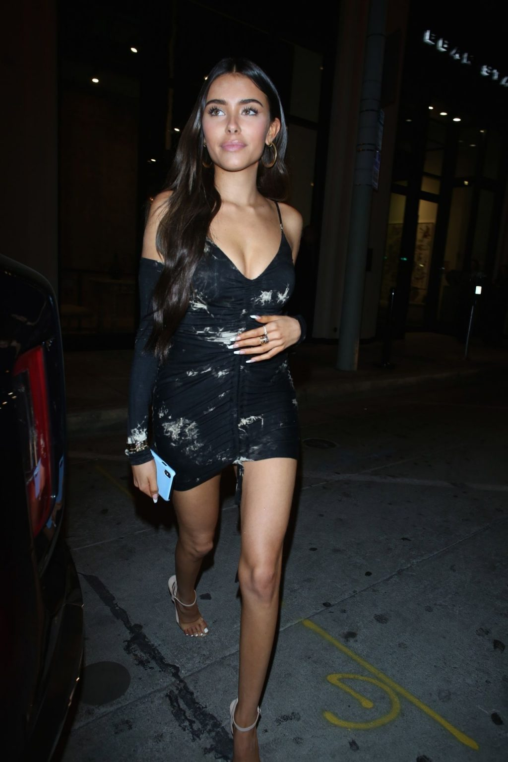Madison Beer Stuns in Black at Catch LA (89 Photos)