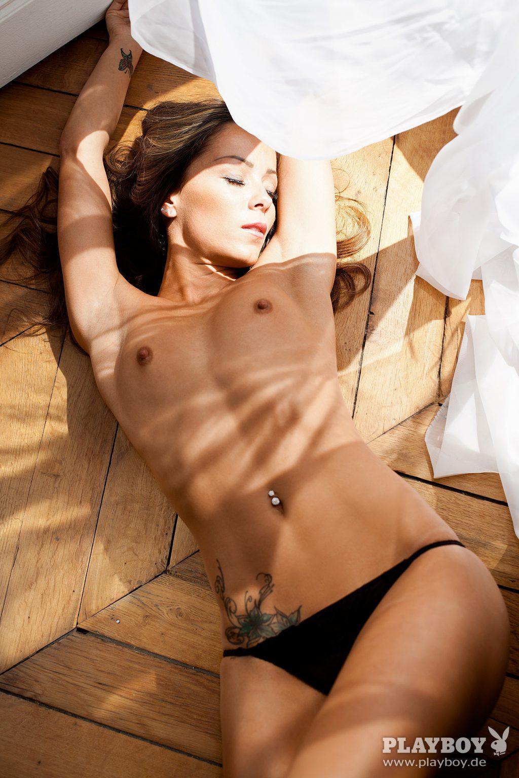 Nathalie Cassegrain Nude – Playboy (30 Photos)