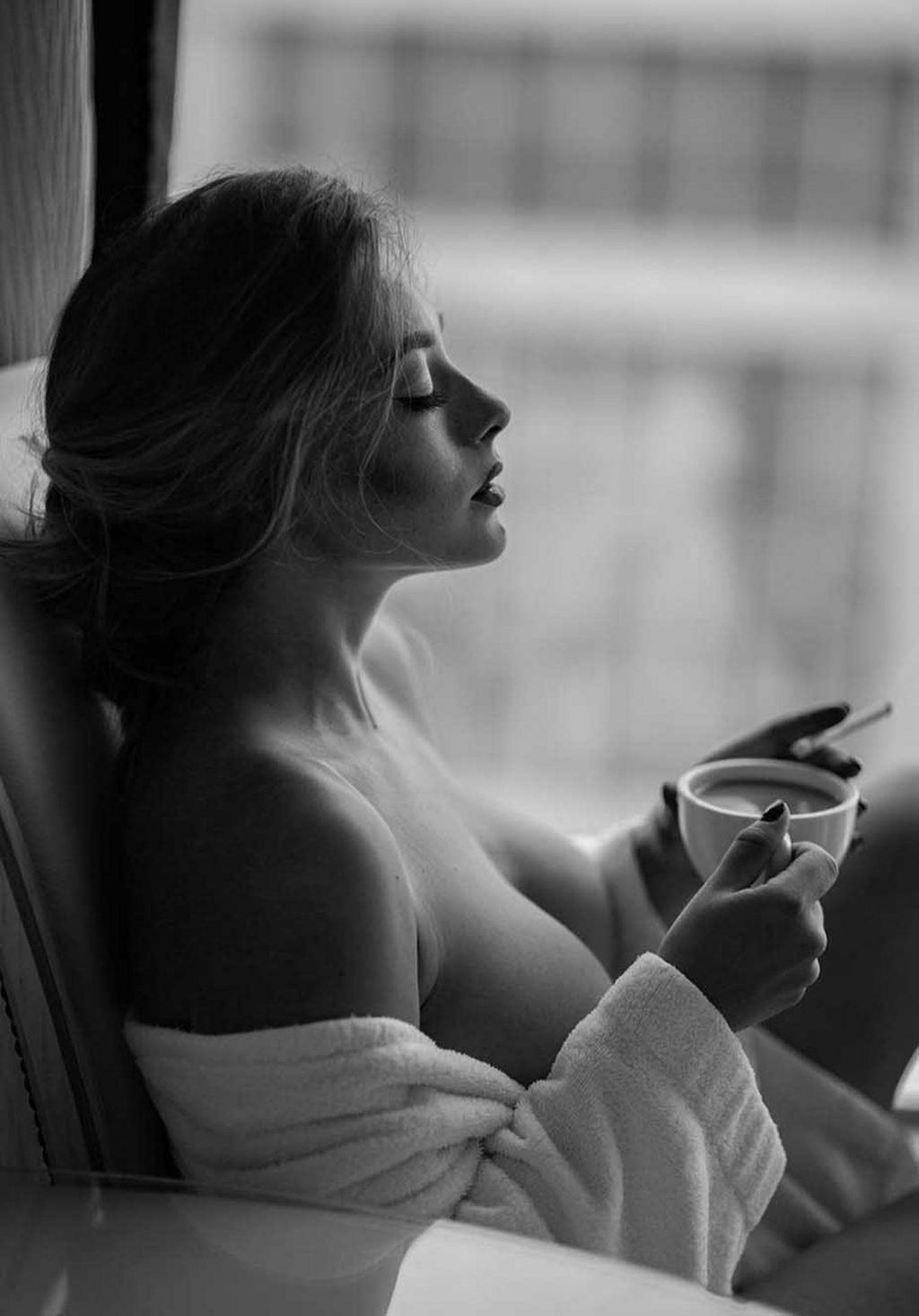 Olga Kobzar Nude (10 Photos)