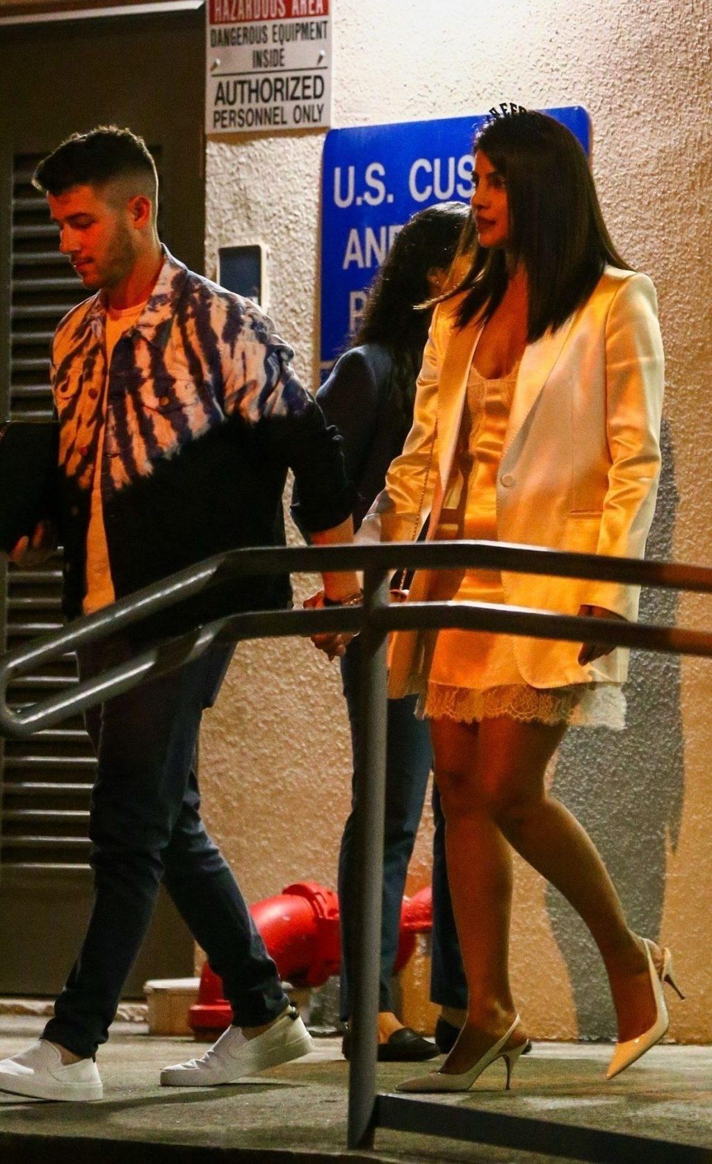 Priyanka Chopra, Sophie Turner Sexy (15 Photos)