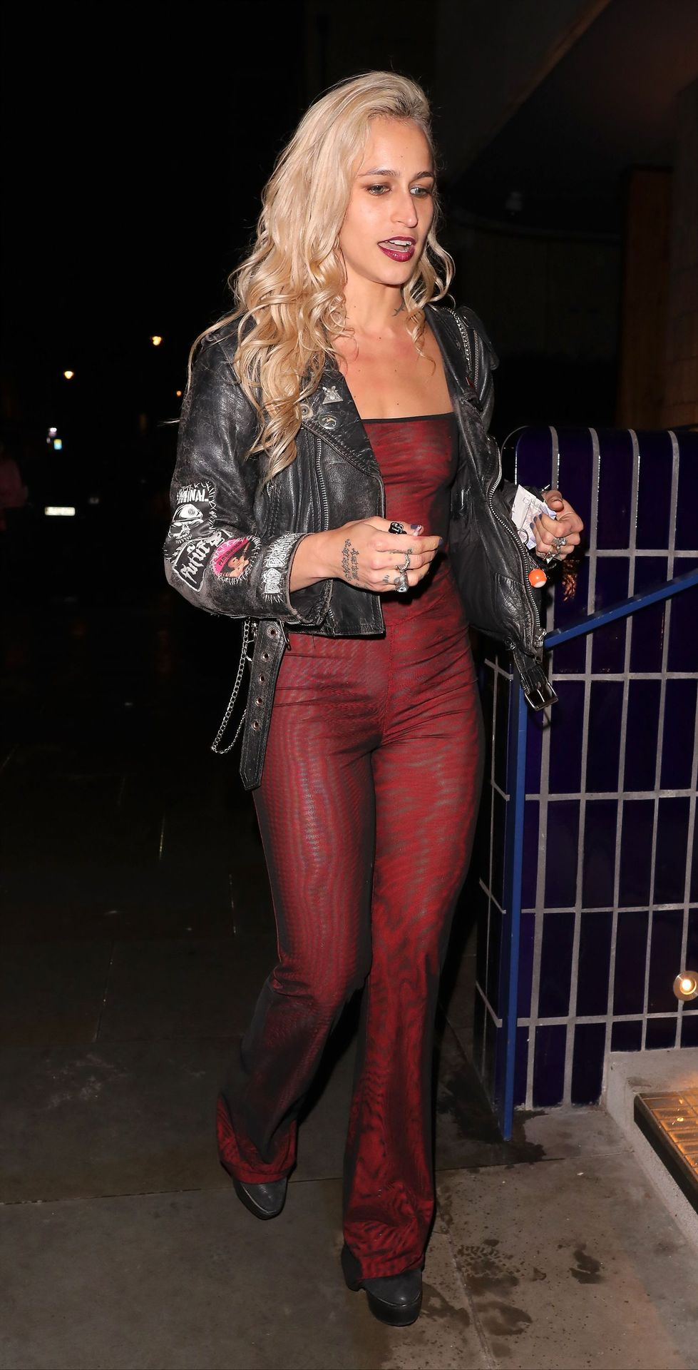 Alice Dellal See Through The Fappening Blog 11 - Alice Dellal Shows Her Tits at the NME Awards After Party (25 Photos)