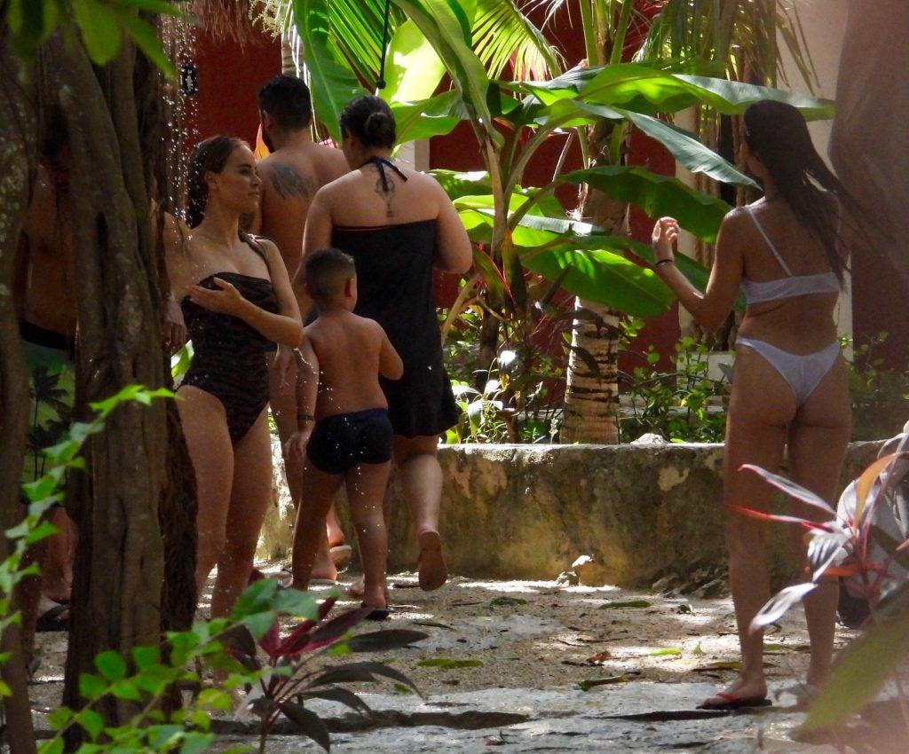 Andi Dorfman & Amanda Stanton Put on a Very Sexy Display in Tulum (46 Photos)