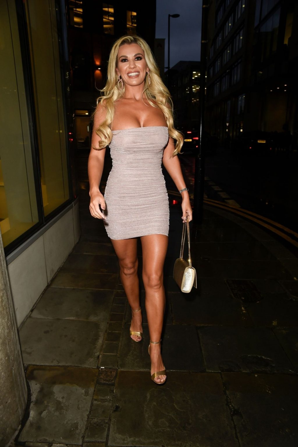 British Model Christine McGuinness Joins Real Housewives Of Cheshire Filming (45 Photos)