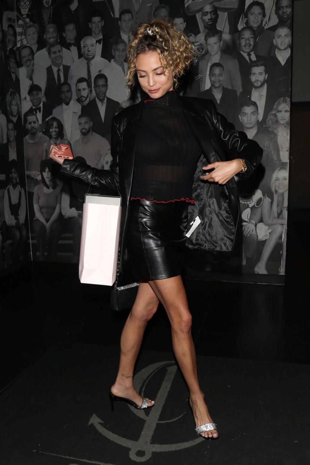 Kylie Jenner and Stassie Karanikolaou Celebrate the Launch of Victoria Villarroel's Line of Bikinis (30 Photos)