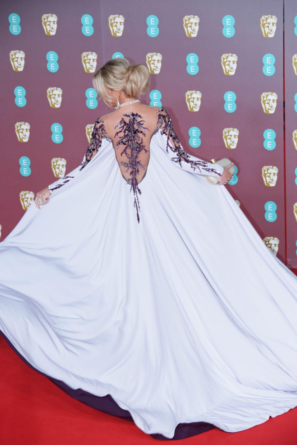 Hofit Golan Attends the BAFTA's at The Royal Albert Hall (29 Photos)
