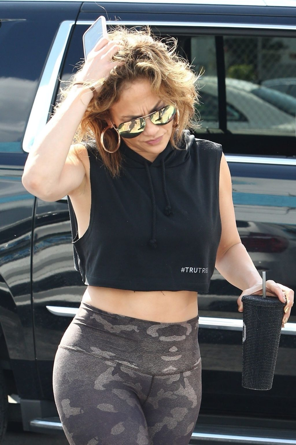 Jennifer Lopez Sexy The Fappening Blog 16 1024x1536 - Jennifer Lopez Shows That Rock Hard Abs Don't Just Happen as She Dutifully Hits the Gym in Miami (48 Photos)