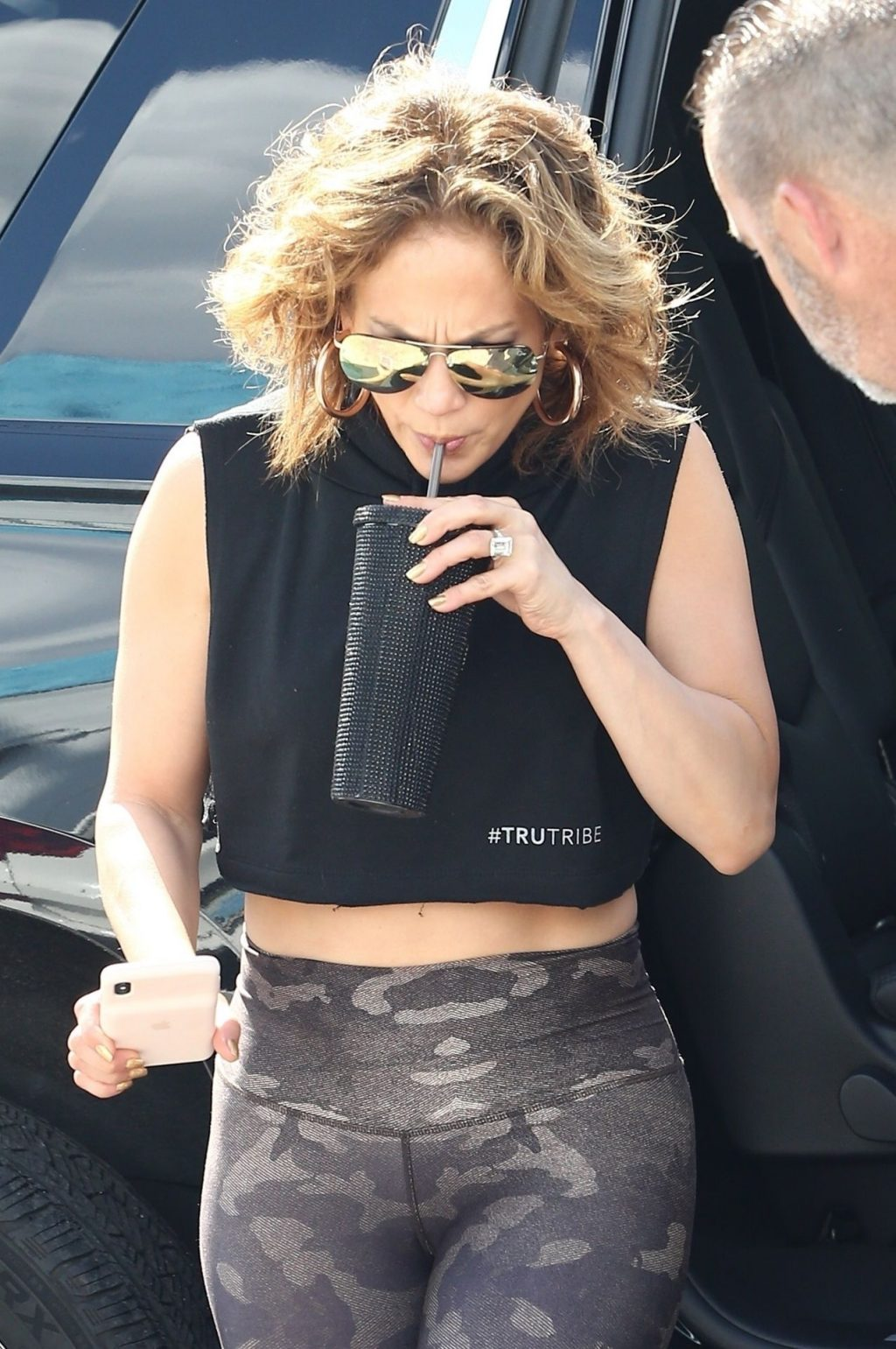 Jennifer Lopez Sexy The Fappening Blog 6 1024x1541 - Jennifer Lopez Shows That Rock Hard Abs Don't Just Happen as She Dutifully Hits the Gym in Miami (48 Photos)