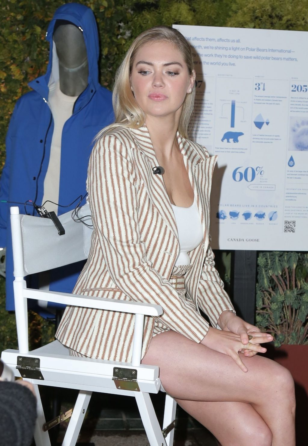 Kate Upton Sexy The Fappening Blog 3 1024x1482 - Kate Upton Attends Canada Goose And Vogue Cocktails & Conversations (104 Photos)