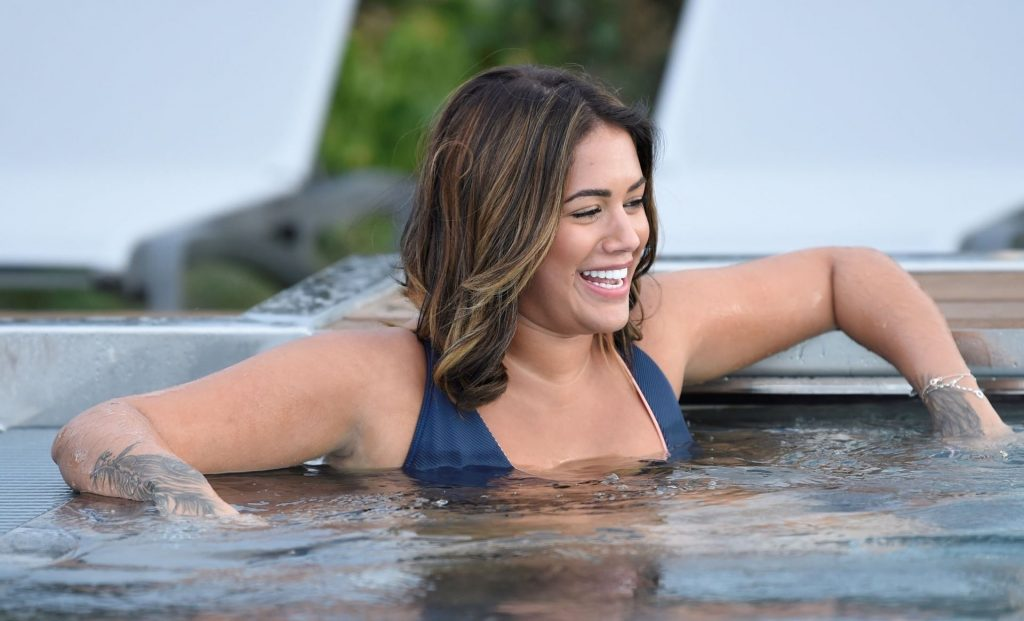 Malin Andersson Sexy The Fappening Blog 19 1 1024x621 - Malin Andersson Gets Pampered During Her Carden Park Spa Day (24 Photos)