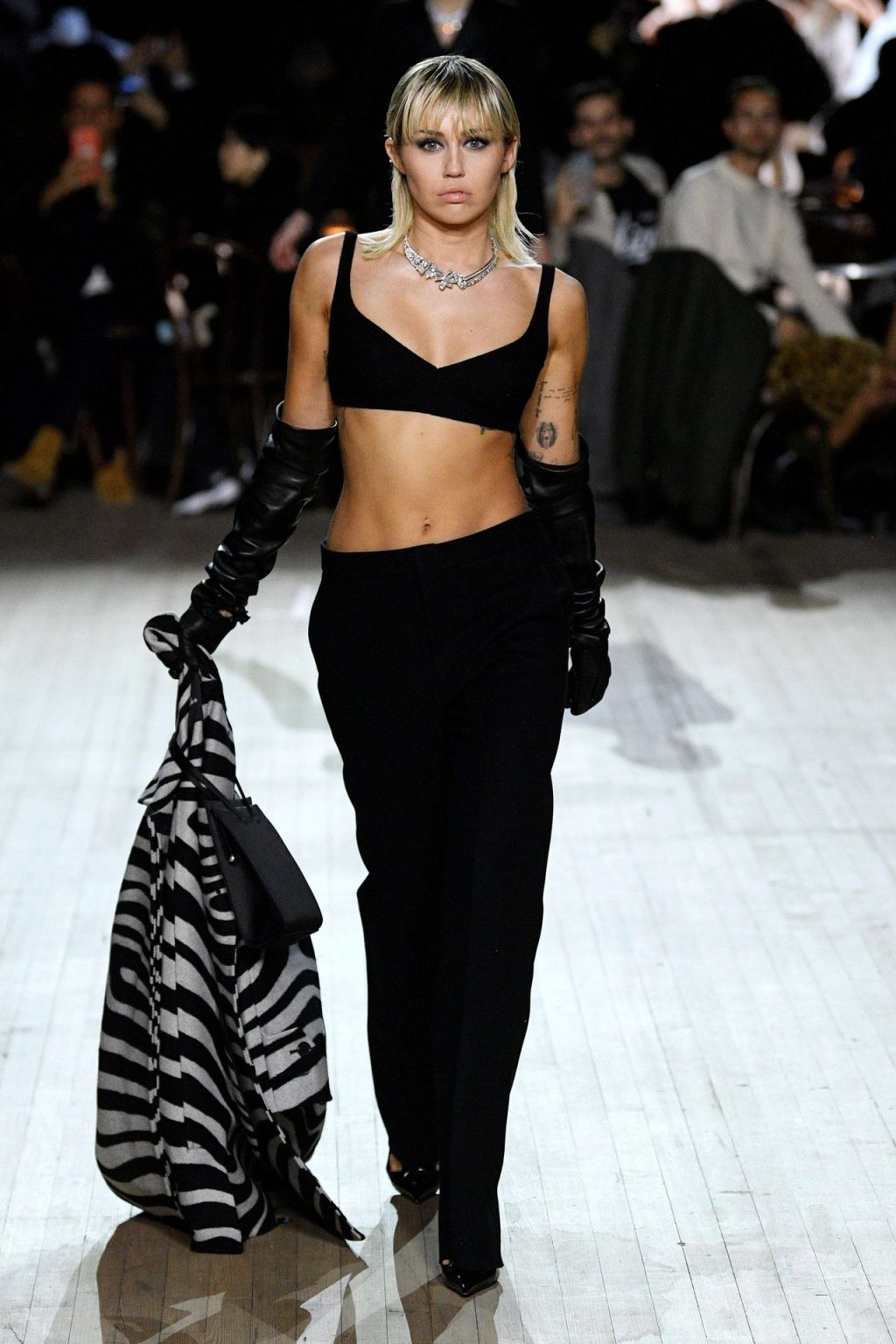 Miley Cyrus Sexy The Fappening Blog 12 4 1024x1536 - Miley Cyrus Walks the Runway at the Marc Jacobs Show (22 Photos + GIF & Video)
