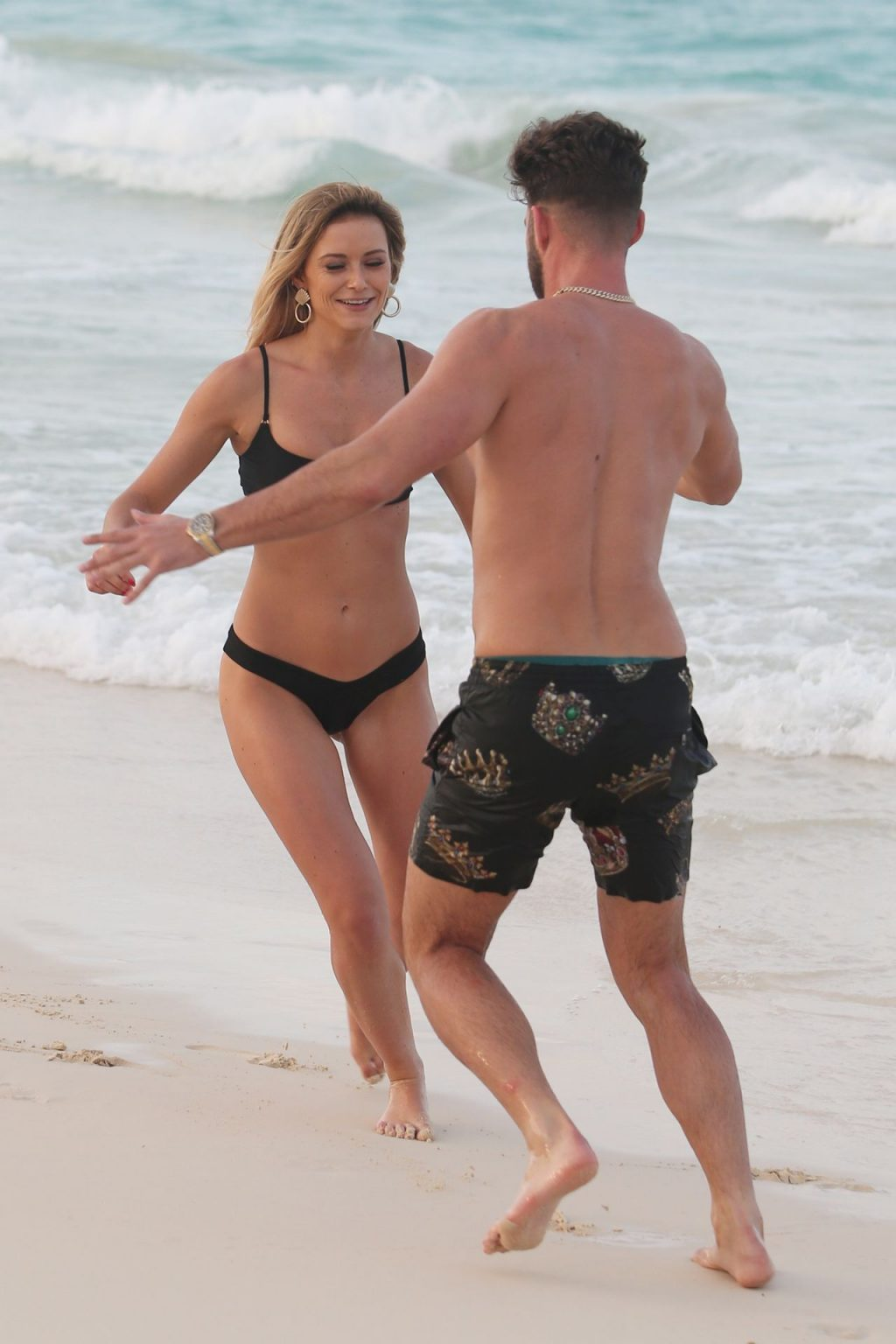Olivia Bentley Sexy The Fappening Blog 1 1024x1536 - Olivia Bentley and Joshua Ritchie Enjoy Their Vacation in Punta Cuna (26 Photos)