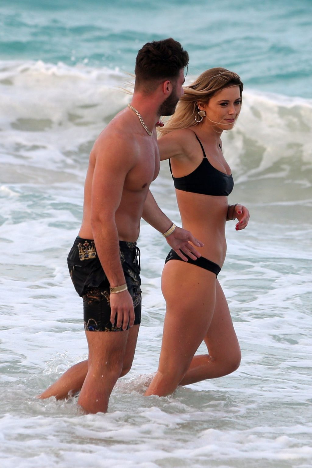 Olivia Bentley Sexy The Fappening Blog 11 1024x1536 - Olivia Bentley and Joshua Ritchie Enjoy Their Vacation in Punta Cuna (26 Photos)