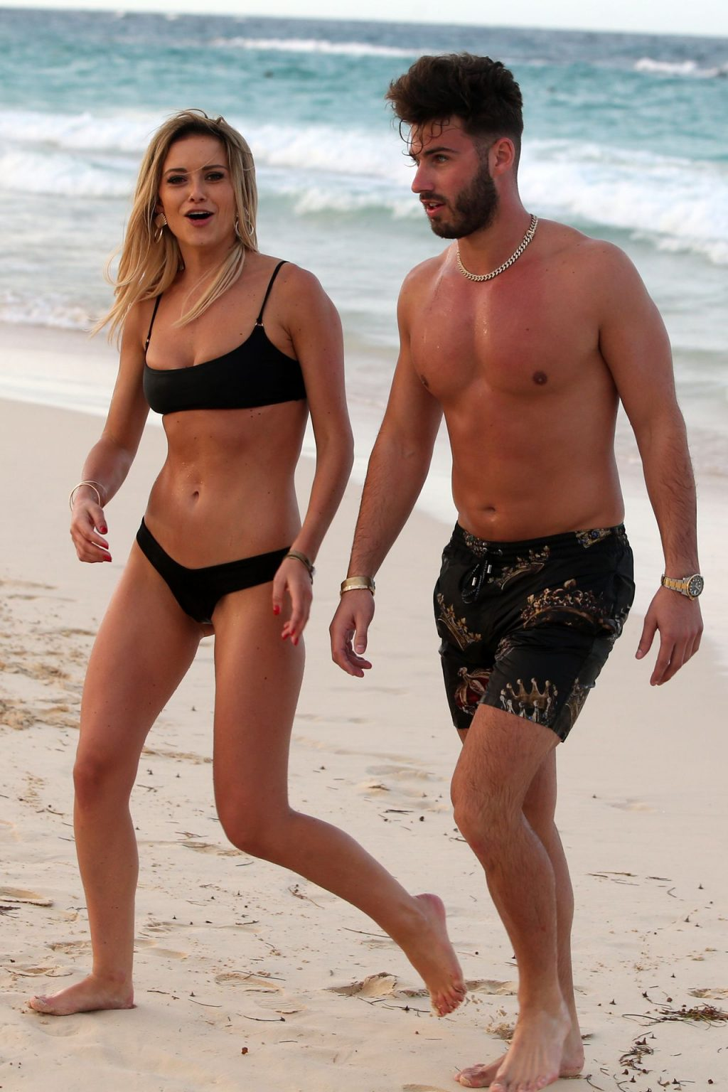 Olivia Bentley Sexy The Fappening Blog 15 1024x1536 - Olivia Bentley and Joshua Ritchie Enjoy Their Vacation in Punta Cuna (26 Photos)