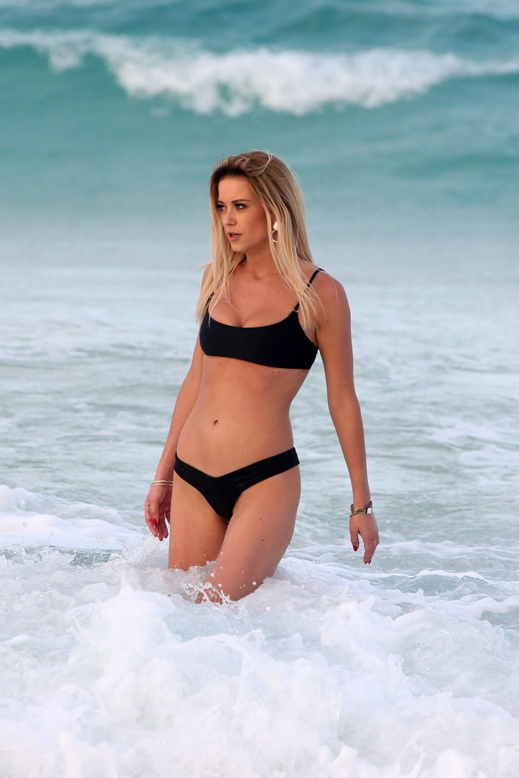 Olivia Bentley Sexy The Fappening Blog 25 1024x1536 - Olivia Bentley and Joshua Ritchie Enjoy Their Vacation in Punta Cuna (26 Photos)