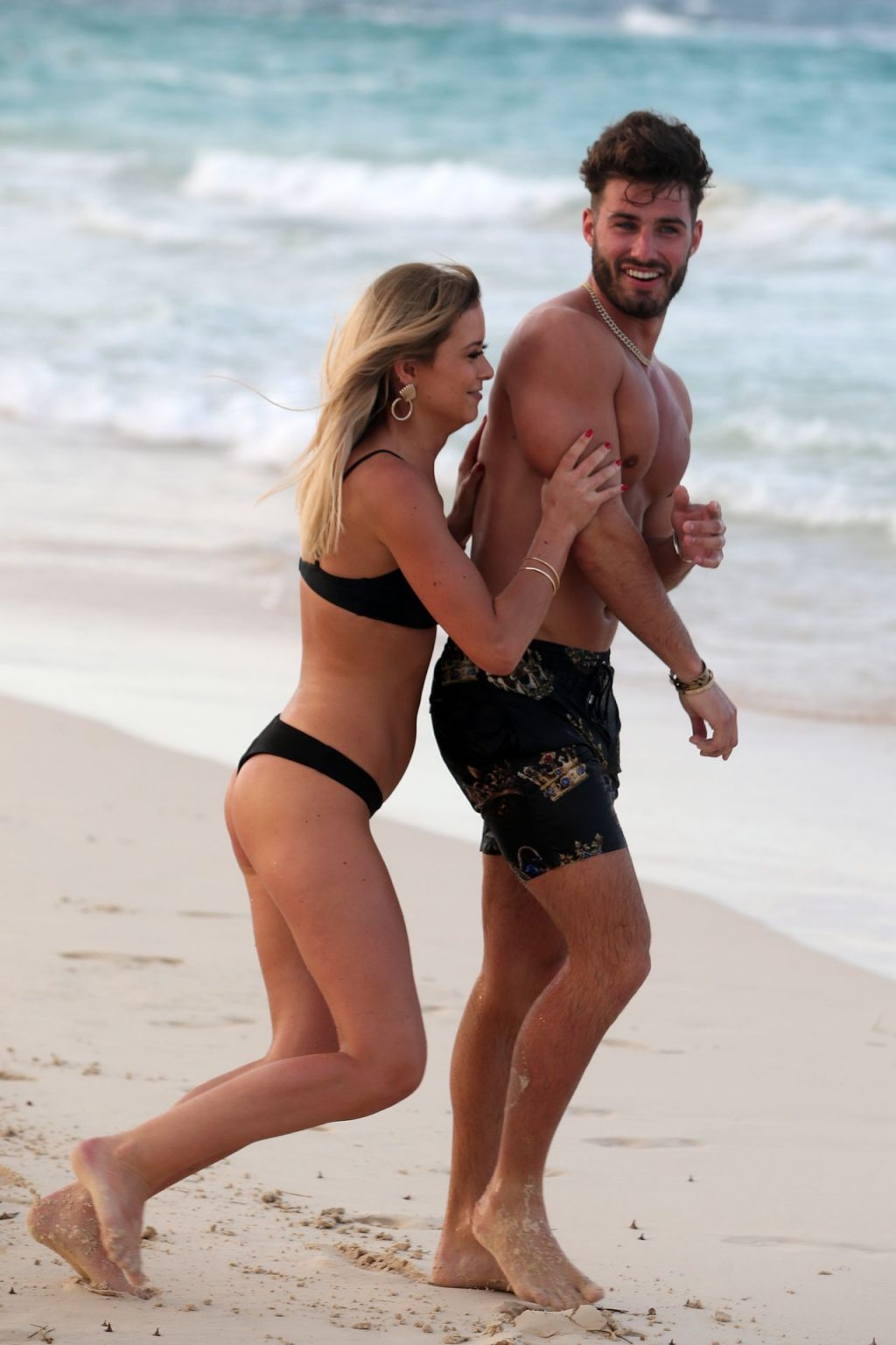 Olivia Bentley Sexy The Fappening Blog 3 1024x1536 - Olivia Bentley and Joshua Ritchie Enjoy Their Vacation in Punta Cuna (26 Photos)