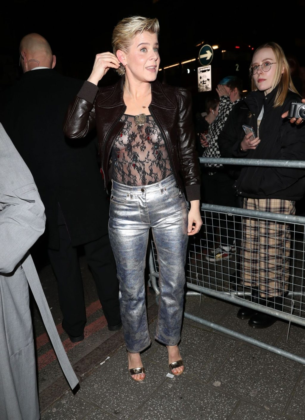 Robyn Nude See Through The Fappening Blog 9 1024x1408 - Robyn Makes Busty Appearance with a Friend Arrive at the NME Awards (14 Photos)