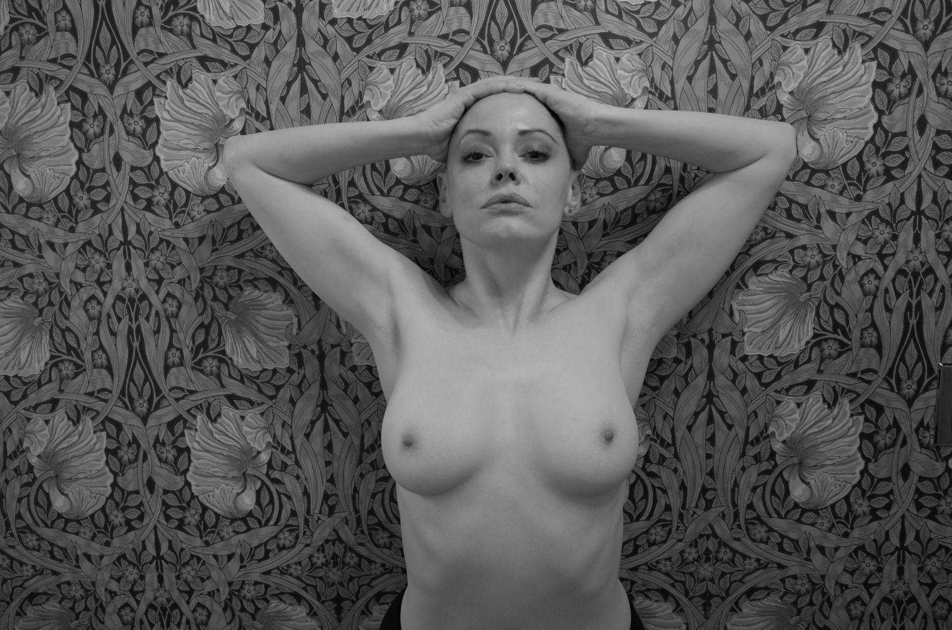 Rose mcgowan nude pics vids