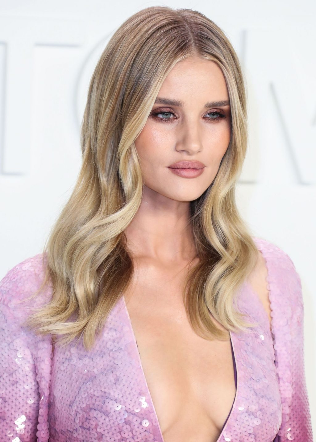 Rosie Huntington Whiteley Sexy The Fappening Blog 101 1024x1433 - Rosie Huntington-Whiteley Shows Her Cleavage at the Tom Ford Fashion Show (115 Photos)