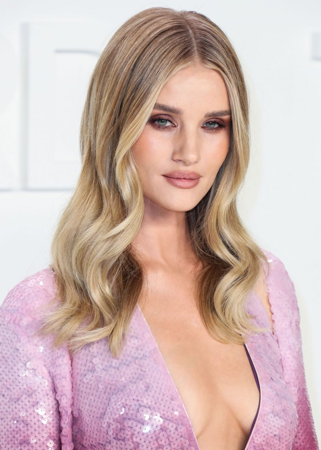 Rosie Huntington Whiteley Sexy The Fappening Blog 108 1024x1434 - Rosie Huntington-Whiteley Shows Her Cleavage at the Tom Ford Fashion Show (115 Photos)