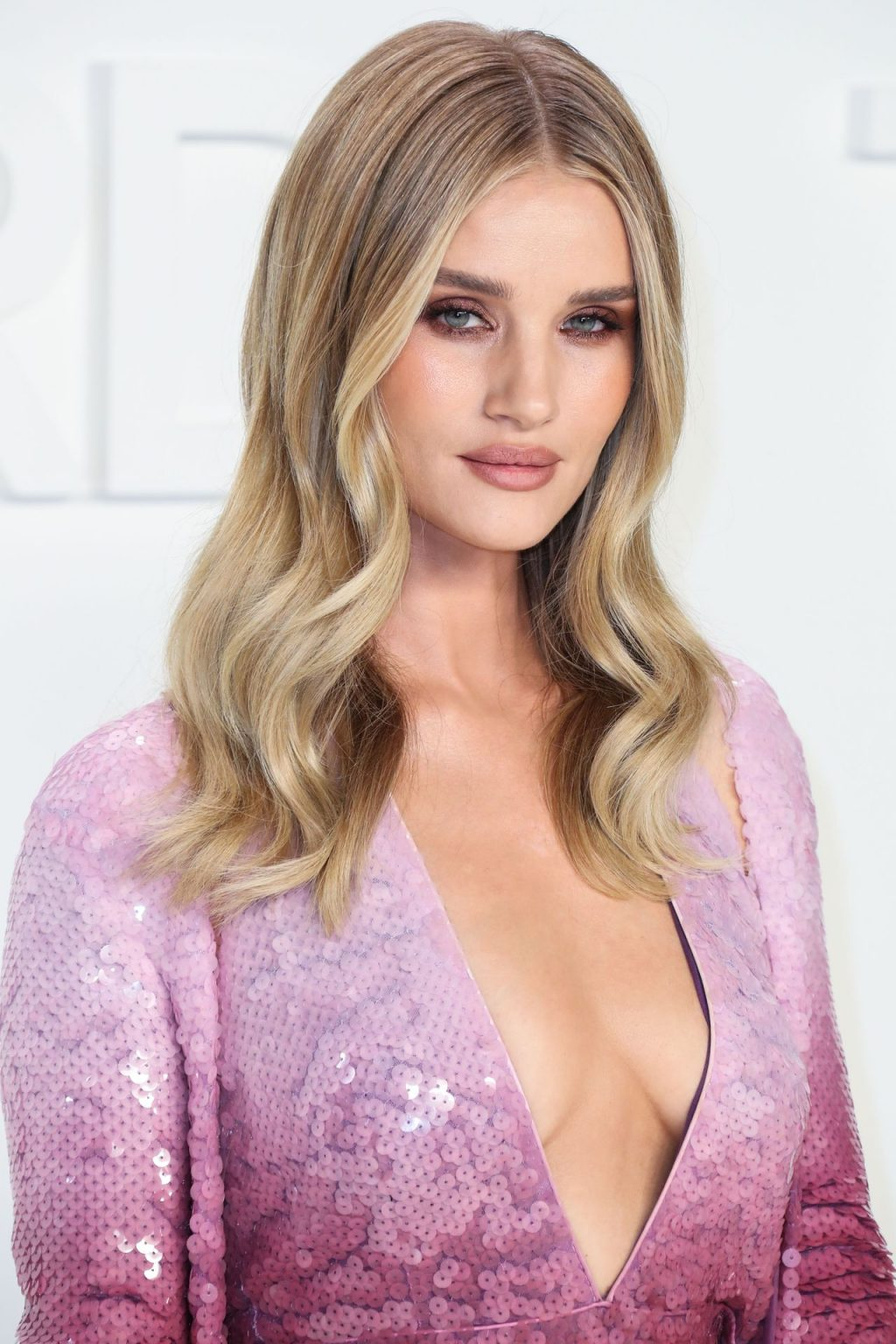 Rosie Huntington Whiteley Sexy The Fappening Blog 109 1024x1536 - Rosie Huntington-Whiteley Shows Her Cleavage at the Tom Ford Fashion Show (115 Photos)