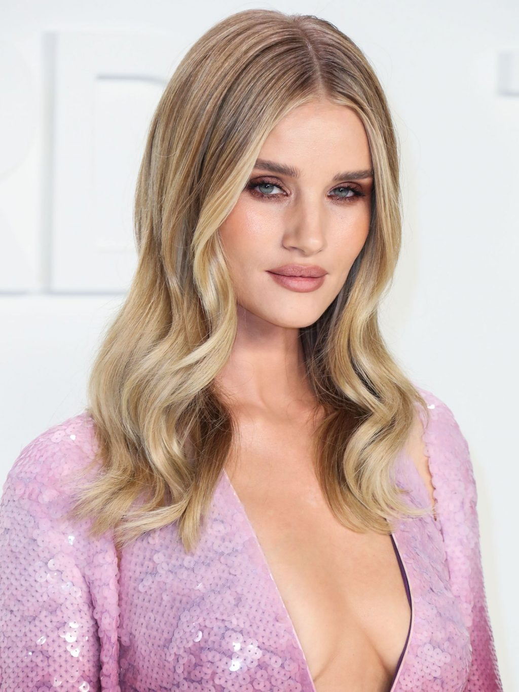 Rosie Huntington Whiteley Sexy The Fappening Blog 111 1024x1365 - Rosie Huntington-Whiteley Shows Her Cleavage at the Tom Ford Fashion Show (115 Photos)