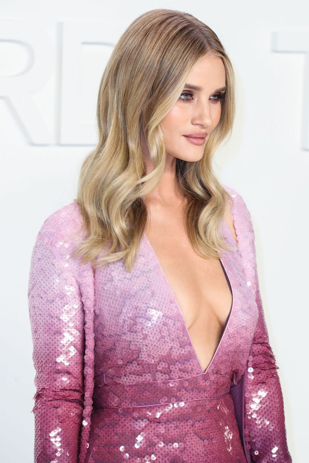Rosie Huntington Whiteley Sexy The Fappening Blog 113 1024x1536 - Rosie Huntington-Whiteley Shows Her Cleavage at the Tom Ford Fashion Show (115 Photos)