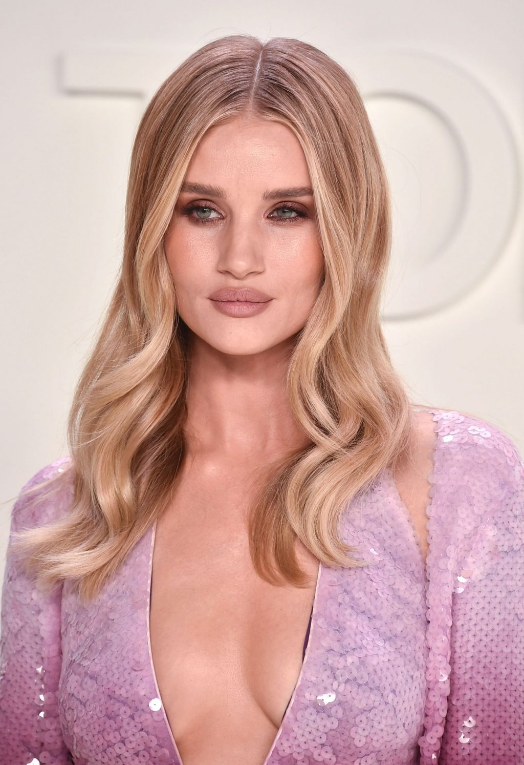 Rosie Huntington Whiteley Sexy The Fappening Blog 28 1024x1493 - Rosie Huntington-Whiteley Shows Her Cleavage at the Tom Ford Fashion Show (115 Photos)