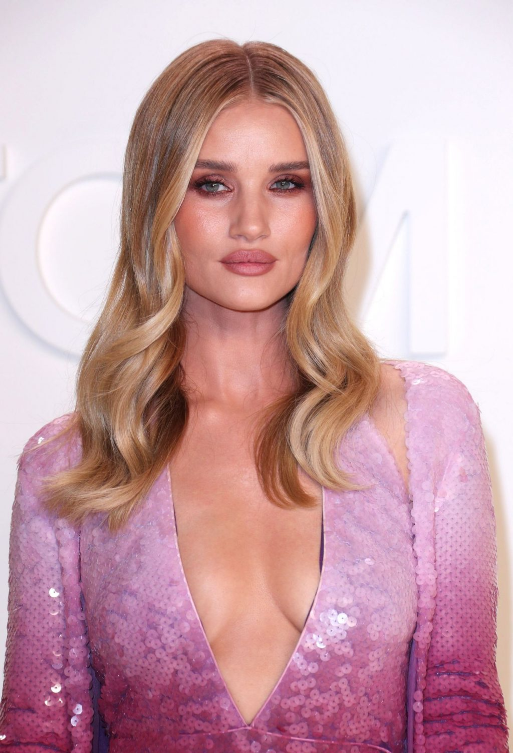 Rosie Huntington Whiteley Sexy The Fappening Blog 36 1024x1504 - Rosie Huntington-Whiteley Shows Her Cleavage at the Tom Ford Fashion Show (115 Photos)