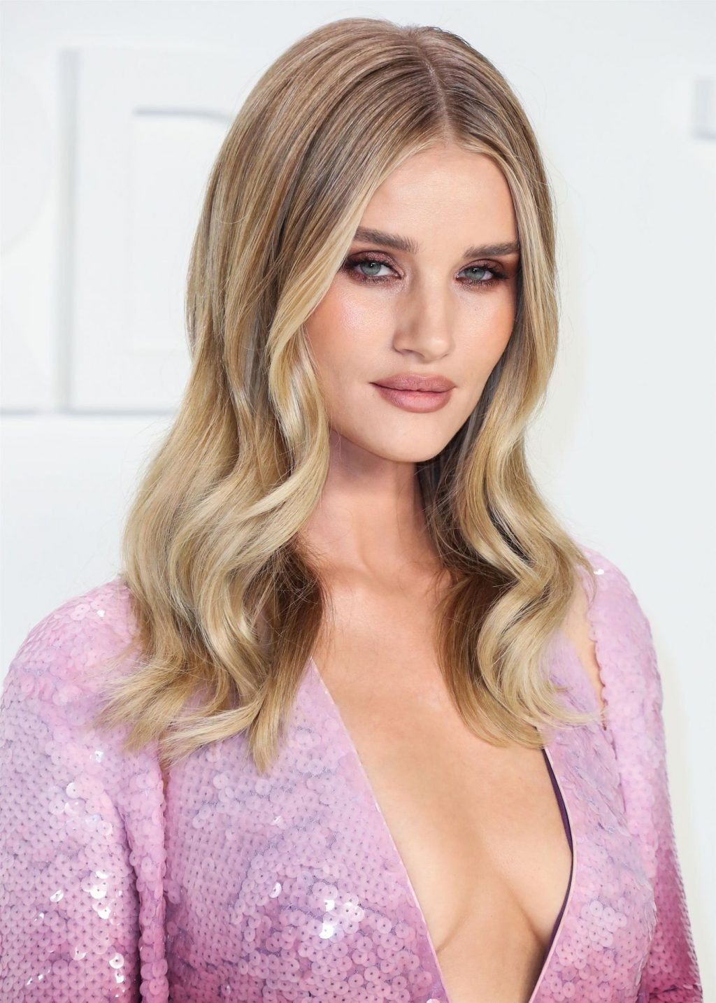 Rosie Huntington Whiteley Sexy The Fappening Blog 45 1024x1434 - Rosie Huntington-Whiteley Shows Her Cleavage at the Tom Ford Fashion Show (115 Photos)
