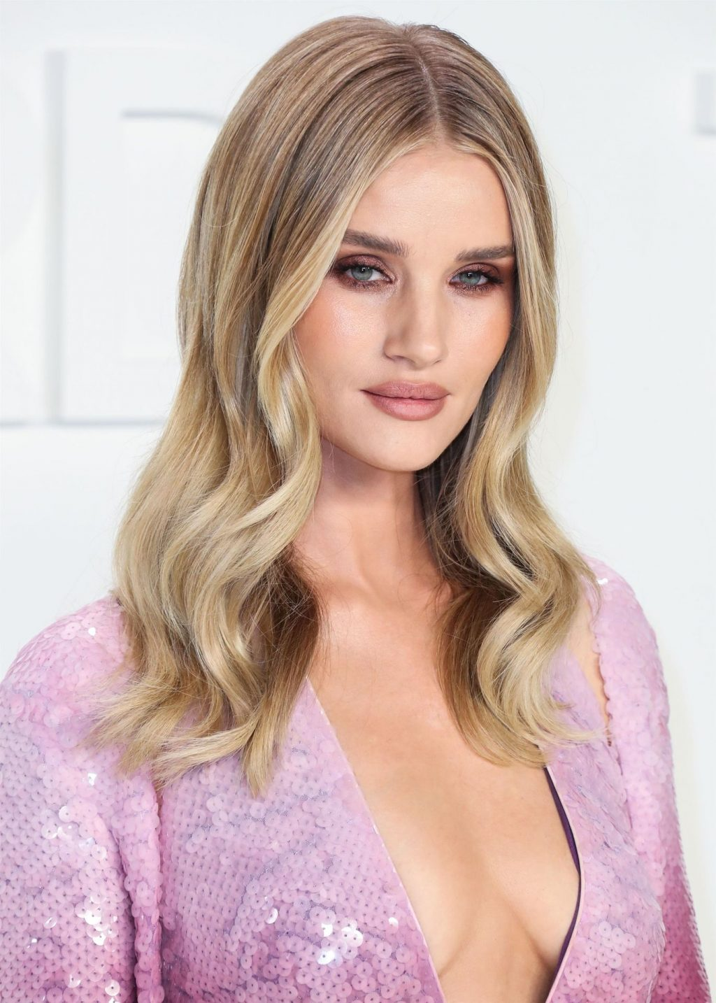 Rosie Huntington Whiteley Sexy The Fappening Blog 49 1024x1434 - Rosie Huntington-Whiteley Shows Her Cleavage at the Tom Ford Fashion Show (115 Photos)