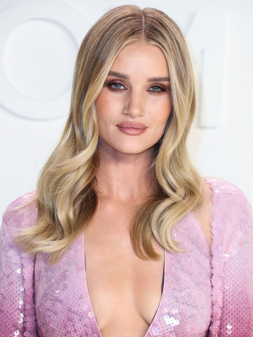 Rosie Huntington Whiteley Sexy The Fappening Blog 63 1024x1365 - Rosie Huntington-Whiteley Shows Her Cleavage at the Tom Ford Fashion Show (115 Photos)