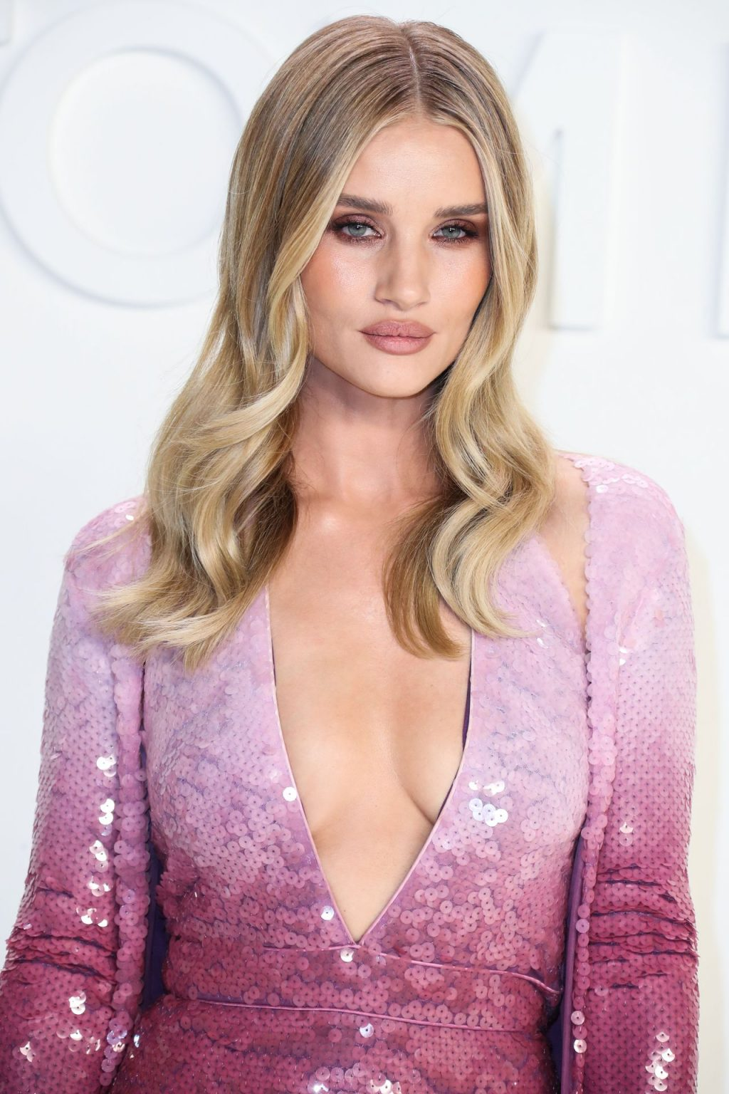Rosie Huntington Whiteley Sexy The Fappening Blog 65 1024x1536 - Rosie Huntington-Whiteley Shows Her Cleavage at the Tom Ford Fashion Show (115 Photos)