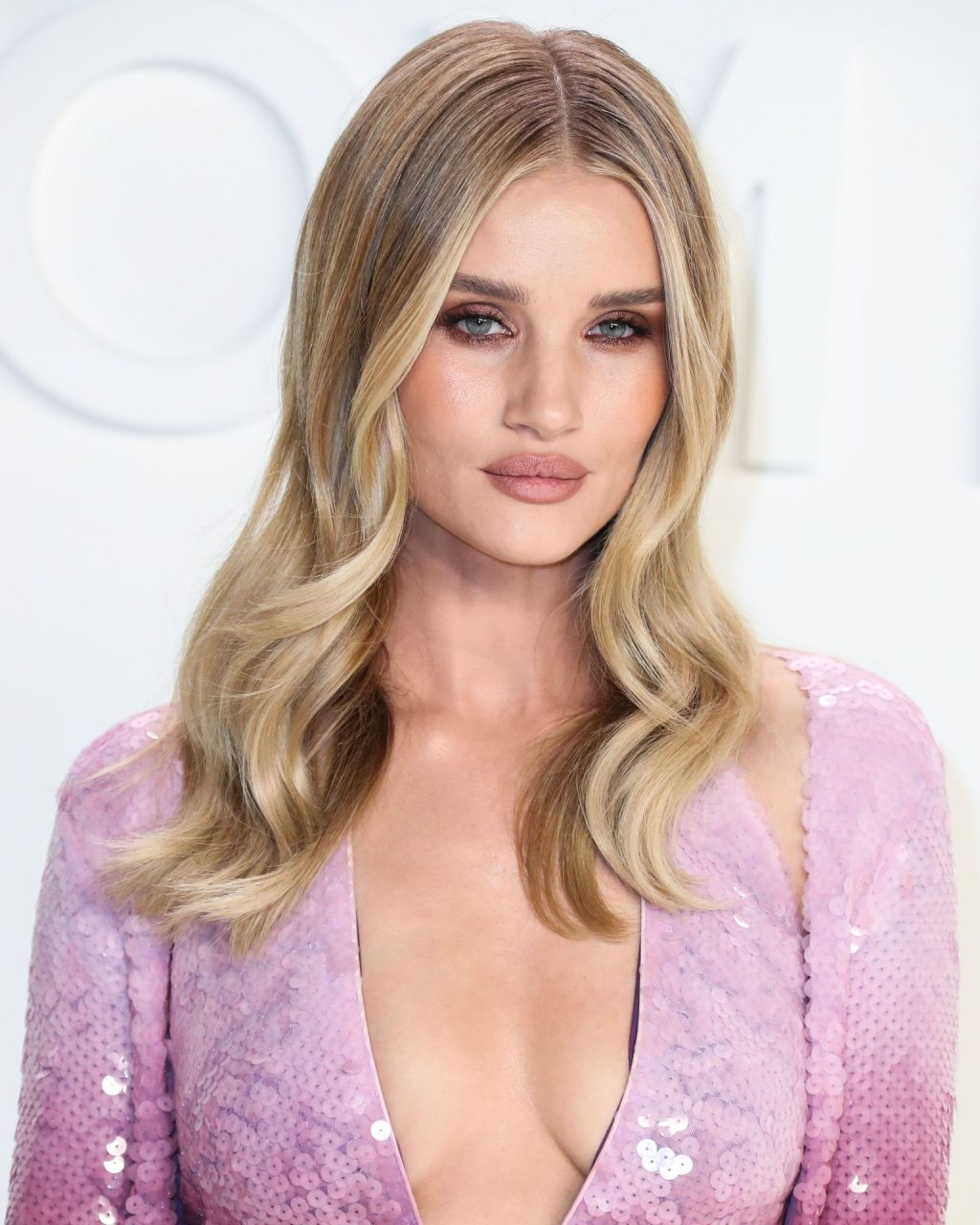 Rosie Huntington Whiteley Sexy The Fappening Blog 66 1024x1280 - Rosie Huntington-Whiteley Shows Her Cleavage at the Tom Ford Fashion Show (115 Photos)